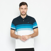 MATSUDA Kaos Polo Shirt Pria Kerah Hioki