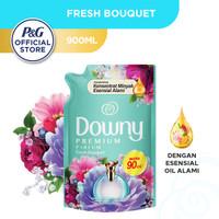 Downy Pelembut & Pewangi Pakaian Fresh Bouquet Refill 900ml