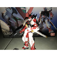rg astray red frame