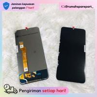 LCD + Touchscreen Oppo F9 / F9 Pro / Realme 2 Pro Ori Full set - Hitam