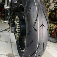 Ban belakang moge merk corsa r93 ukuran 160/60-17 super tebal