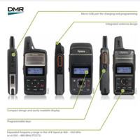 HT HANDY TALKIE HYTERA PD 378 DIGITAL UHF