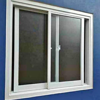 jendela aluminium sliding