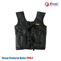 Rompi Pemberat Fighter 8Kg