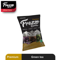 Frezzo Powder Premium Bubuk Minuman Green Tea 1 Kg