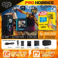 GOPRO Hero 9 Black 5K Original Go Pro Action Cam / Not Hero 8 or 7