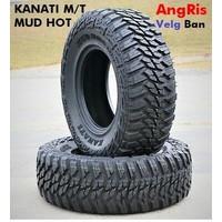 Kanati Tires MT 285 75 R16 Ban Mud Hog Colorado G class Land Cruiser