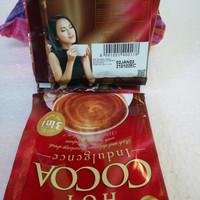 DELFI HOT COCOA INDULGENCE ISI 10 X 25gr - MINUMAN COKELAT BUBUK