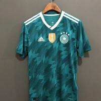 JERSEY BAJU BOLA GERMANY JERMAN AWAY WORLD CUP 2018 GRADE ORI