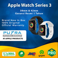 (IBOX) Apple Watch Series 3 GPS 42mm 38mm Space Grey Silver Sport Nike