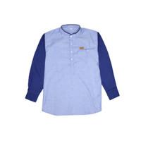 Baju Koko Anak Laki-laki Lengan Panjang - Umur 4-14 tahun-Arkids Stuff