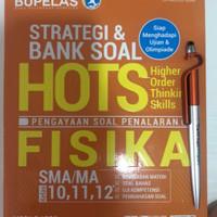 STRATEGI & BANK SOAL HOTS FISIKA SMA/MA 10 11 12