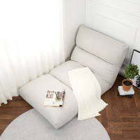 Ebonia - LARVA Sofa Bed Lantai Lipat
