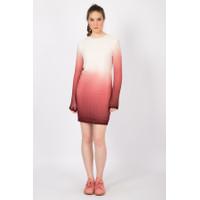 REINA KNIT DRESS LENGAN PANJANG ALA KOREA