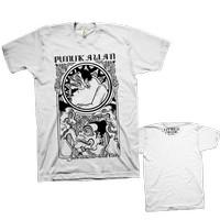 Kaos Pria Lengan Pendek Tokoh Wayang Punokawan/Baju Atasan Pria Motif