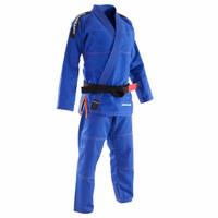 Baju jujitsu gi outshock A0 biru