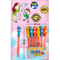 Mainan Anak Bubble Stick / Gelembung Stick Karakter