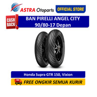 Pirelli Angel City 90/80-17M/CTL 46S AngCTF/R - Ban Depan
