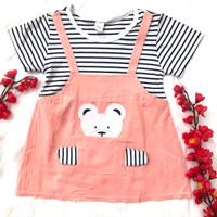 baju dress anak - dress bayi - baju pesta anak - baju pergi anak -cal
