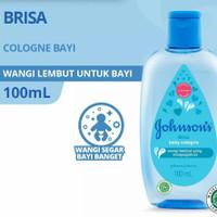 JOHNSON'S Brisa Baby Cologne - Minyak Wangi Bayi 100ml