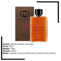 Guilty Absolute Gucci For Men EDP 50ml