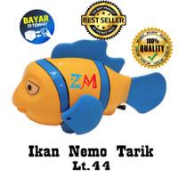 Mainan Ikan Nemo Tarik Berjalan Dan Lampu LT 44