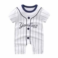 Jumper Bayi / Romper Bayi / Baju Kodok Bayi / baju bayi baju anak lucu - Yankees