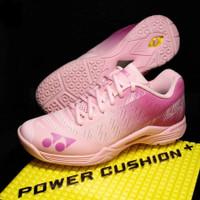 Sepatu Badminton Wanita Ladies Women dan Anak Aerus Z Pink Original