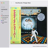 Saturday Night Fever - Original Soundtrack [Vinyl LP Japan Release]