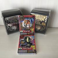 Set ultra rare tournament card + box silver & gold - bengal tiger