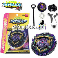 Beyblade Burst Super King Lucifer The End Mobius Spin Steal B175