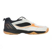 Phoenix Drop Shot Sepatu Badminton Pria - White