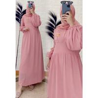 Gamis/ Baju Pesta Wanita/ Baju Wanita Terbaru/ Baju Muslim