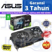 VGA ASUS GeForce RTX 2060 RTX2060 Dual OC 6GB GDDR6
