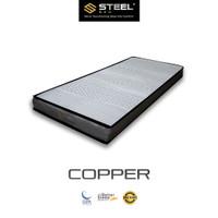 Matras Kasur Busa Steel COPPER - Steel Foam