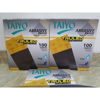 AMPLAS AMPELAS TAIYO ABRASIVE PAPER ASLI KSCW (WATERPROOF) GRIT 5000