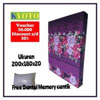 Kasur Busa 200 x 180 x 20 Garansi 15 Th Original D24