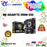 MOTHERBOARD GIGABYTE H110M-DS2 DDR4 SOCKET 1151