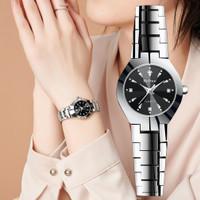 jam tangan wanita BIDEN mode bisnis 3ATM Tahan Air wanita Mewah Kasual