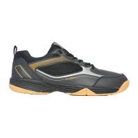 Phoenix Drop Shot Sepatu Badminton Pria - Black