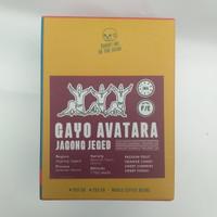Kopi Arabika GAYO AVATARA ANAEROBIC NATURAL 250g (Biji / Bubuk)