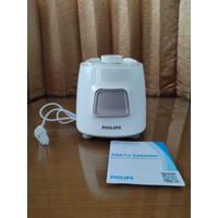 Mesin Blender Philips HR2056 HR2057 HR 2056 2057 ( unit mesin saja ) - Abu-abu