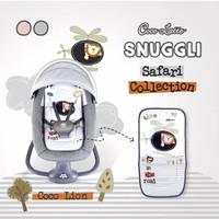 Cocolatte weeler SNUGGLI baby swing baby bouncer Ayunan Otomatis