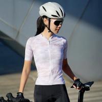 Baju sepeda jersey cewek cowok cyling Pastel Camo