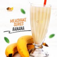 Bubuk Minuman Pisang - Powder Banana | DBD Powder