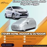 Body Cover Toyota Agya Sarung Penutup Mobil MOMO Cover Selimut Mobil - AGYA