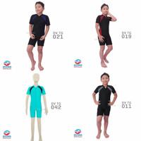 Baju renang anak SD laki laki diving pendek
