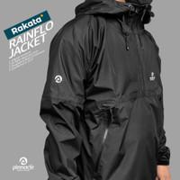 Jaket Atasan Raincoat Pinnacle Rainflo Waterproof