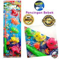 Mainan Anak Pancingan Magnet Bebek B533 - Fishing game