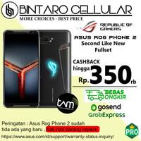 ASUS ROG PHONE 2 12GB/512GB 8GB/128GB GARANSI RESMI TAM INDONESIA